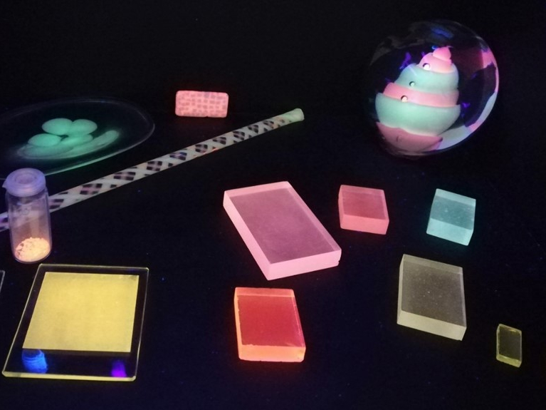 luminescent materials